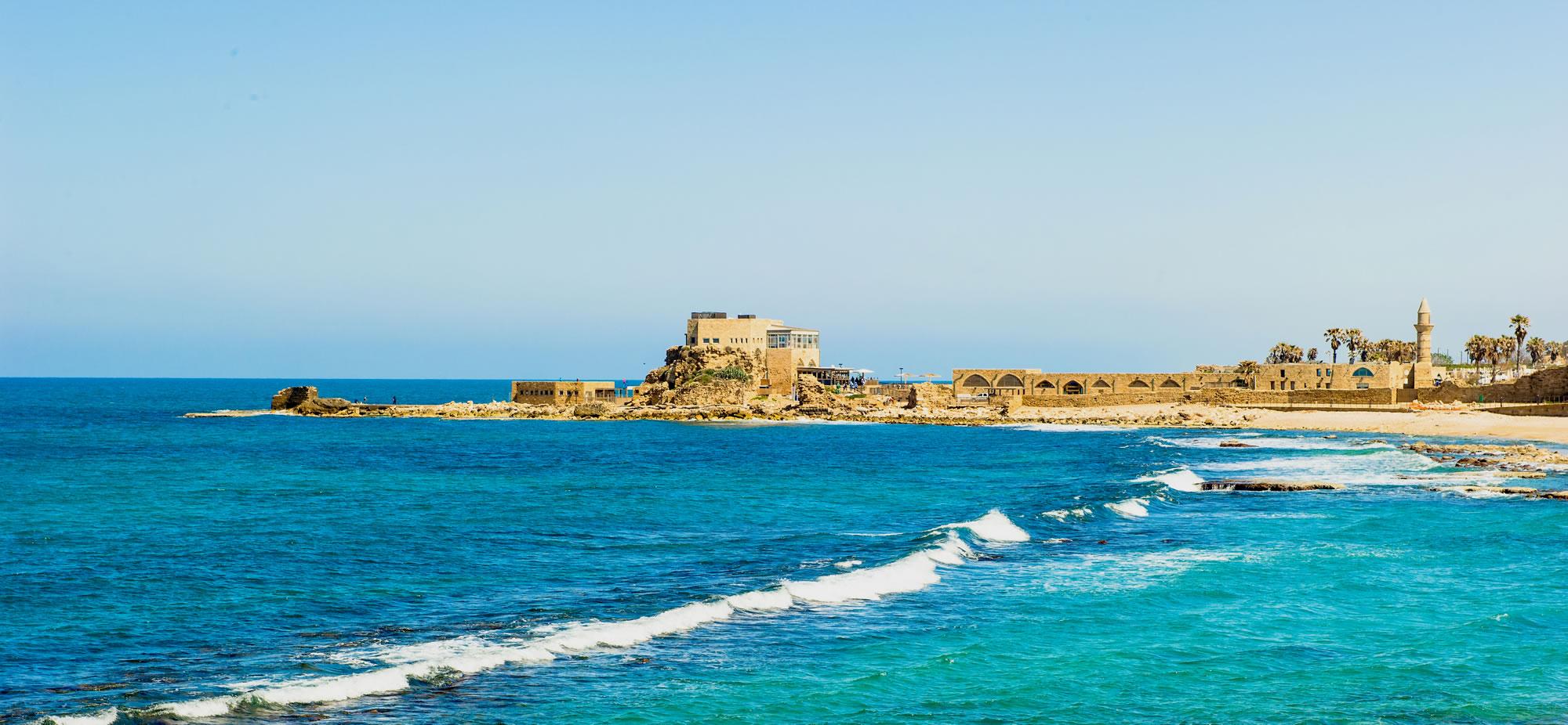 Caesarea - Ruins, Maritima