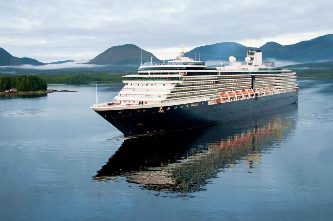 Cruise to Alaska